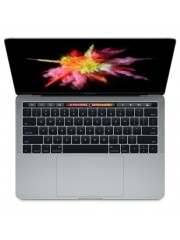 "Refurbished Apple Macbook Pro Retina 13.3"", Intel Core i5 2.9GHz Dual-core, 256GB SSD, 8GB RAM - Space Grey (Late-2016), A"