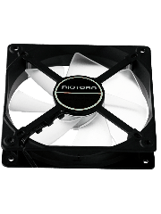 Riotoro Cross-X Classic Case Fan, 12CM, Hydraulic Bearing - White LED