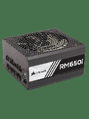 Corsair 650W RMi Series RM650i PSU, Fluid Dynamic Bearing, Fully Modular, 80+ Gold