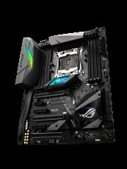 Asus ROG STRIX X299-E GAMING, Intel X299, 2066, ATX, 8 DDR4, SLI/XFire, Wi-Fi, M.2 Heatsink, RGB Lighting