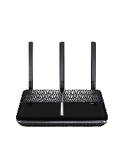TP-Link (Archer VR900) AC1900 (600+1300) Wireless Dual Band GB VDSL2 Modem Router, USB3, Fibre, Cable & 3G/4G Support - Black