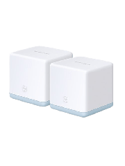 Brand New Mercusys (HALO S12) Whole-Home Mesh Wi-Fi System/ 2 Pack/ Dual Band AC1200/ 2 x LAN on each Unit