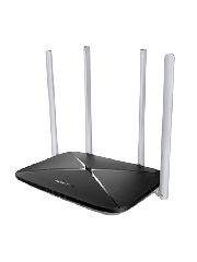 Brand New Mercusys (AC12) AC1200 (867+300) Wireless Dual Band 10/100 Cable Router/ 3-Port