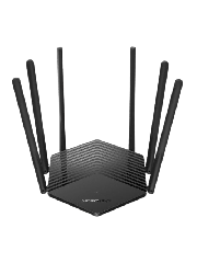 Brand New Mercusys (MR50G) AC1900 (600+1300) Wireless Dual Band GB Cable Router/ MU-MIMO/ 6 Antennas