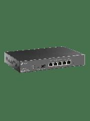 Brand New TP-LINK (TL-ER7206) SafeStream Gigabit Multi-WAN VPN Router/ Omada SDN/ 5x GB LAN/ Up to 4x WAN/ SFP Port/ Abundant Security Features