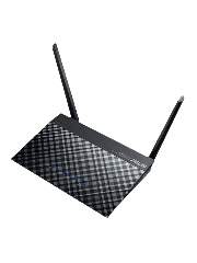 Asus (RT-AC51U) AC750 (433+300) Wireless Dual Band 10/100 Cable Router, Server, Guest Network, 4-Port, USB