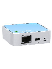 TP-Link (TL-WR802N) 300Mbps Wireless N Mini Pocket Router, Repeater, Client, AP & Hotspot Modes