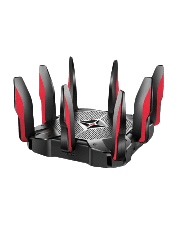 TP-Link (Archer C5400X) AC5400X (2167+2167+1000) Wireless Tri-Band GB Gaming Cable Router, 8-Port, USB 3.0