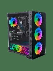 CK - Intel Dual Core, GTX 1050 Ti Gaming PC