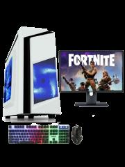 Fast Gaming PC Bundle/ Core i7 2nd Gen/ 16GB RAM/ 2TB HDD+480GB SSD/ 19-Inch Monitor/ GT 730 2GB/ Windows 10/ B