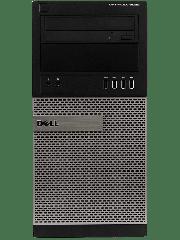 CK - Refurb Dell Optiplex 9020 Intel i7 4th Gen/8GB RAM/256GB SSD/DVD-RW/Windows 10 Pro/B