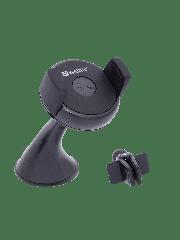 Sandberg Wireless Car Phone Charger & Holder, Micro USB, 5 Year Warranty