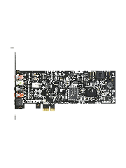 Asus Xonar DGX Soundcard, PCIe, 5.1, Gaming Card, Onboard Headphone AMP, GX2.5