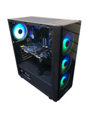 CK - Refurb Intel i5-3rd Gen/ 8GB RAM/ 240GB SSD/ GeForce GT 1030/ Gaming Pc