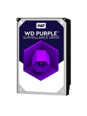 "WD 3.5"", 4TB, SATA3, Purple Surveillance Hard Drive, 5400RPM, 64MB Cache"