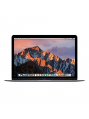 "Refurbished Apple Macbook 10,1/i7-7Y75/8GB RAM/256GB SSD/12""/RD/Space Grey/B (Mid-2017)"