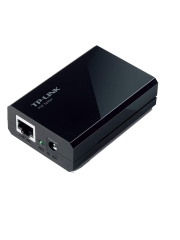 TP-LINK (TL-POE10R) POE Splitter for Data and Power via Cable & DC Supply