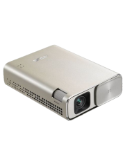 Asus ZenBeam Go E1Z USB Pocket Projector, 854 x 480, 16:9, Micro USB / Type-C, 150 Lumens, 6400mAh Battery