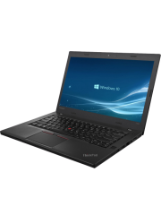 Refurbished Lenovo ThinkPad T480/Intel i5-8250U/8GB RAM/250GB SSD/14-Inch/Windows 10 Home/B
