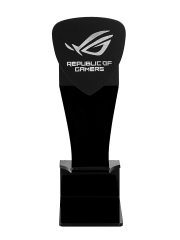 Asus ROG Headset Stand, Placing For DAC/Amp & Mobile Phone, Kensington Lock