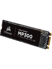 Corsair 240GB Force Series MP300  M.2 NVMe SSD, M.2 2280, PCIe, 3D NAND, R/W 1580/920 MB/s
