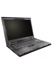 "Refurbished Lenovo ThinkPad T400 Core2 Duo P8400 2.26GHz DVD 14.1"" , B"