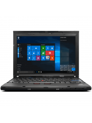 "Refurbished Lenovo X201/i5-M520/4GB RAM/320GB HDD/12""/Windows 10 Pro/B"