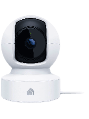 TP-Link (KC110) Kasa Spot Pan Tilt Indoor Wireless Surveillance Camera, 1080p, Night Vision, 2-way Audio, Free Cloud Storage