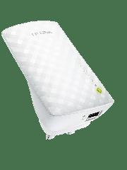 TP-Link (RE200) AC750 (300+433) AC Dual Band Wall-Plug WiFi Range Extender