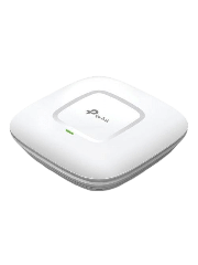 TP-Link (CAP300) 300Mbps Wireless N Ceiling Mount Access Point, POE,  FAT/FIT, Enterprise Class Security