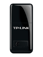 TP-LINK (TL-WN823N) 300Mbps Mini Wireless N USB Adapter, SoftAP Mode, Supports Sony PSP