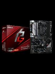 Asrock X570 Phantom Gaming 4, AMD X570, AM4, ATX, 4 DDR4, HDMI, DP, XFire, PCIe4, RGB Lighting