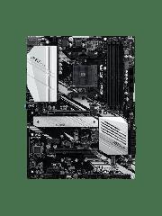 Asrock X570 PRO4 AM4, AMD X570, AM4, ATX, 4 DDR4, HDMI, DP, XFire, PCIe4, RGB Lighting