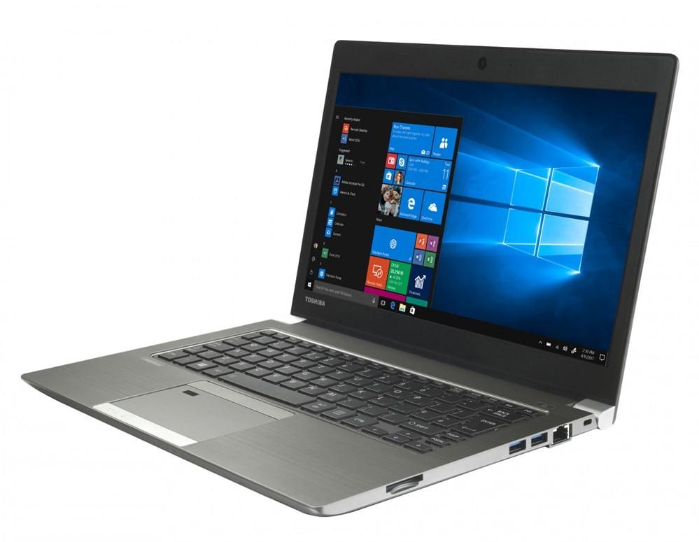 "Toshiba Dynabook Portege Z30-E-12M Laptop, 13.3"" FHD, i5-8250U, 8GB, 256GB SSD, Backlit Keyboard, No Optical, Windows 10 Pro"