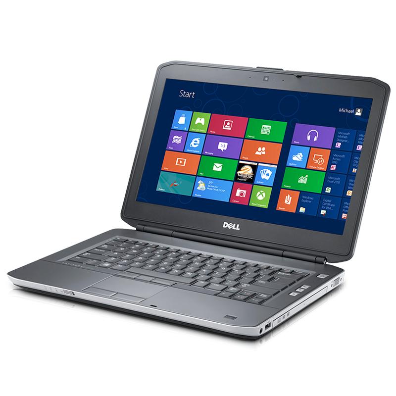 "Refurbished Dell E5430/i5-3230M/4GB RAM/320GB HDD/14""/Windows 10 Pro/A"