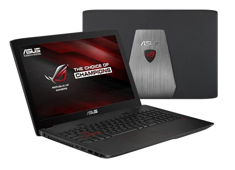 """Refurbished Asus GL552VW/i7-6700/8GB  RAM/1TB HDD+256GB SSD/960M/DRW/15""""/Windows 10/A"""