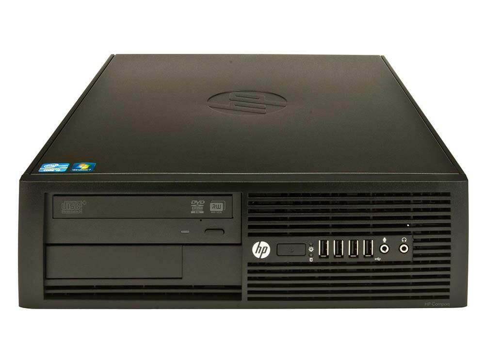 Refurbished HP Compaq 4300/i3-3220/8GB RAM/500GB HDD/DVD-RW/Win 10/B
