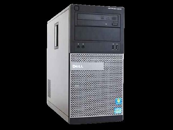 Refurbished Dell Optiplex 3010 MT/i5-3470/4GB RAM/250GB HDD/DVD-RW/Windows 10/B