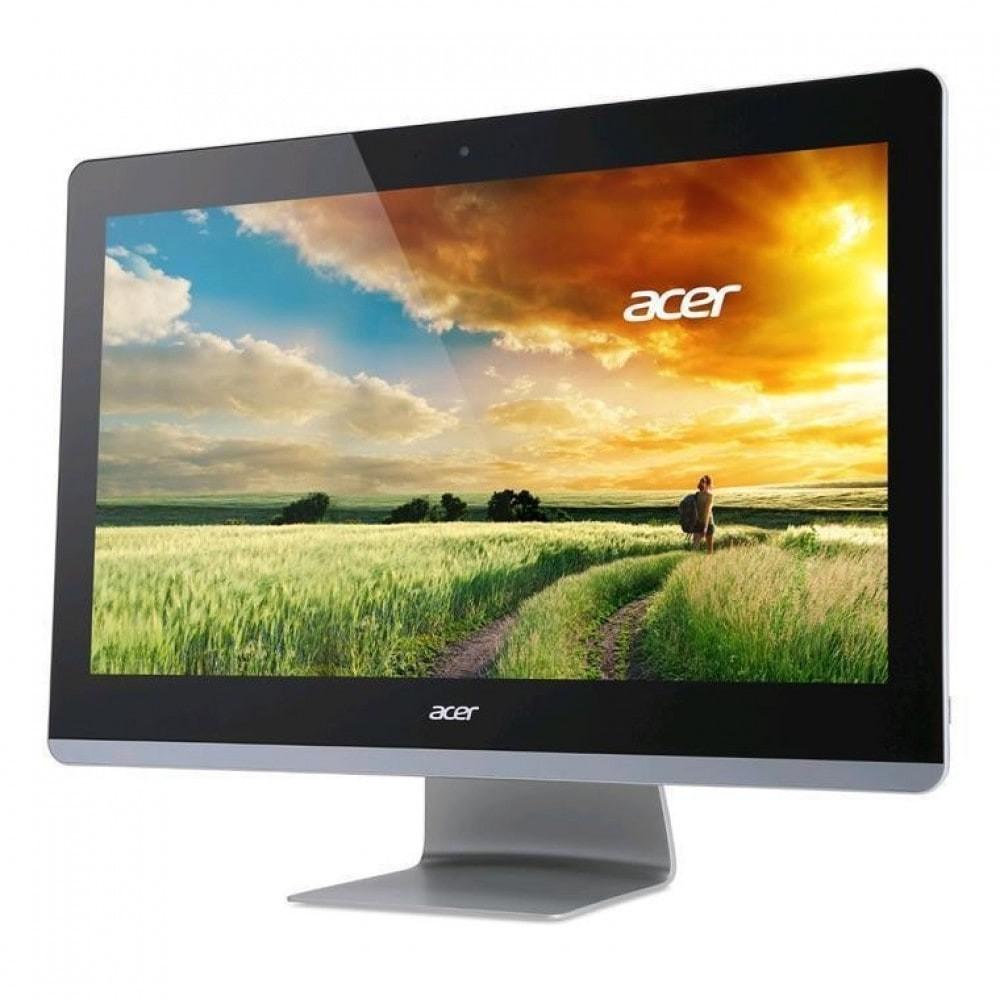 """Refurbished Acer Z3-711/i3-5005U/4GB RAM/1TB HDD/DVD-RW/23.8""""/Windows 10/B"""