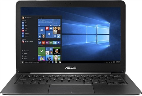 "Refurbished Asus Zenbook UX305CA/M3-6Y30/8GB RAM/128GB SSD/13""/Windows 10/B"