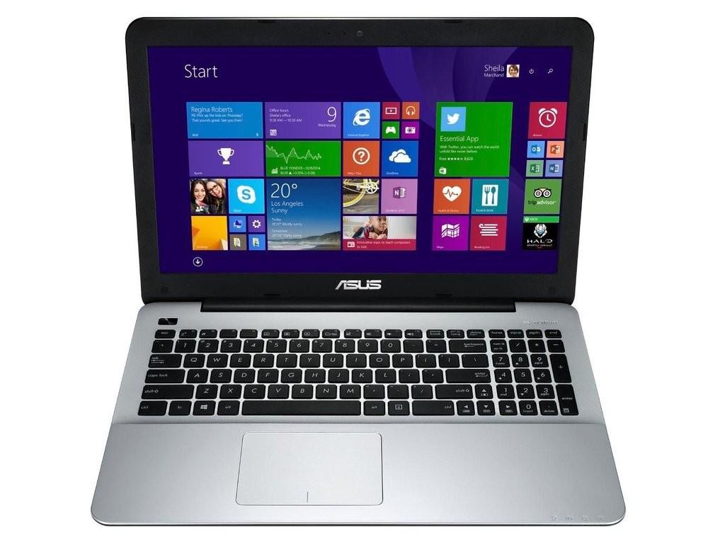 """Refurbished Asus X555L/i5-5200U/4GB RAM/1TB HDD/15""""/DVD-RW/Windows 10/B"""