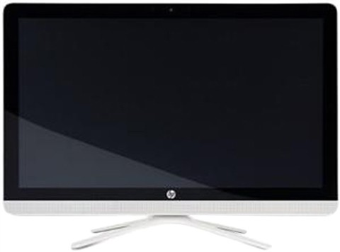 """Refurbished HP 24-G085NA/A8-7410/8GB RAM/1TB HDD/DVD-RW/24""""/Win 10 Pro/B"""
