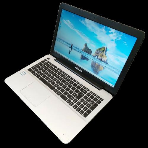 "Refurbished Asus X555U/i7-6500U/12GB RAM/1TB HDD/DVD-RW/15""/Windows 10/B"